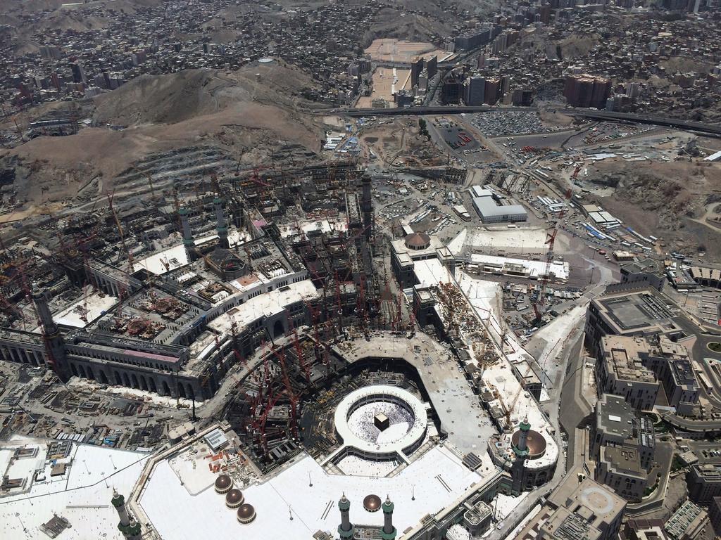 Al-Shamiyah Haram Extension & Mataf Project, Makkah – Modern