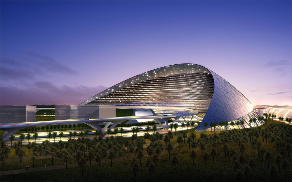 King Abdul-Aziz Airport, Jeddah – Modern Technology Laboratory