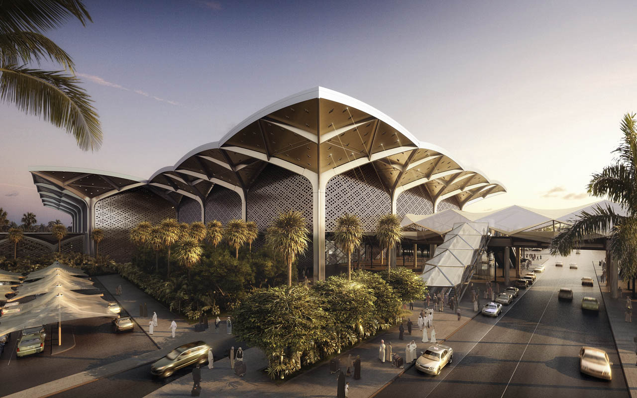 Al Haramain High Speed Rail Project – Modern Technology ...